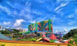 Cao Nguyên Genting Malaysia