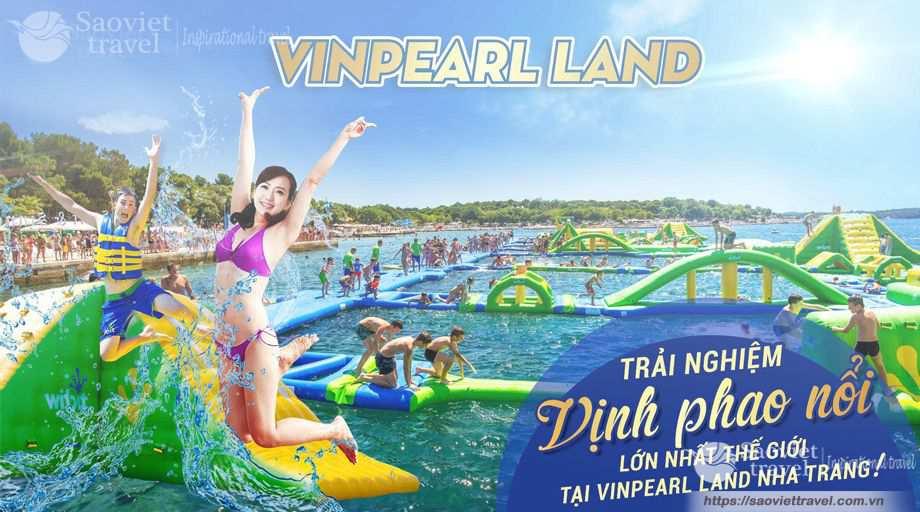 Du lịch Nha Trang 4 ngày 3 đêm giá tốt nhất 2020 từ Hà Nội