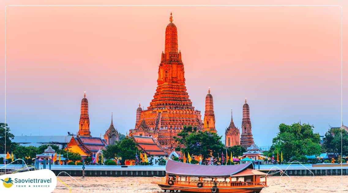Du Lịch Thái Lan 5 ngày 4 đêm – Hà Nội – Bangkok – Pattaya giá tốt