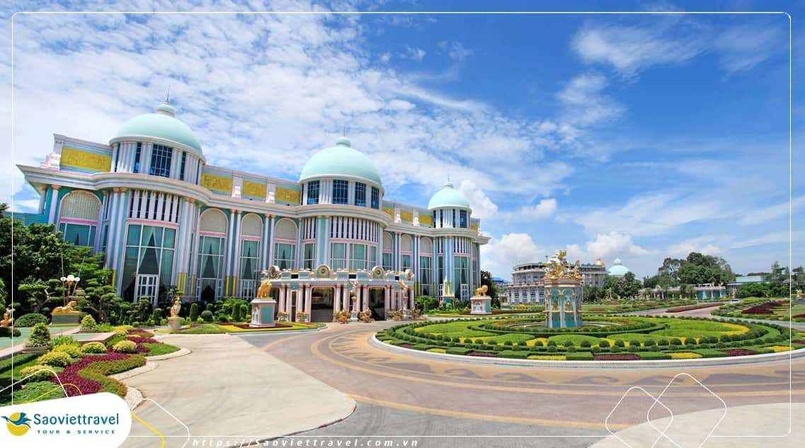 Du lịch Thái Lan – Sài Gòn – Bangkok – Pattaya 6 Ngày 5 Đêm