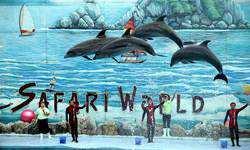 Du lịch Thái Lan  Safari World