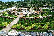 Vườn Nongnooch - Thái Lan