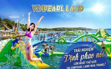 Du Lịch Nha Trang – khám phá Vinperland từ Hà Nội giá tiết kiệm 2018
