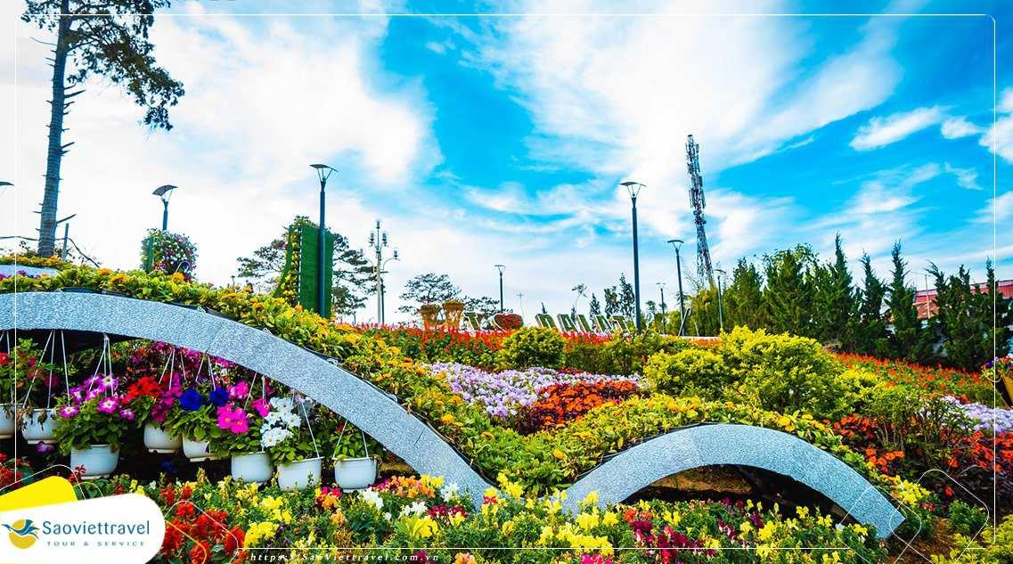 Tour du lịch Sài Gòn – Đà Lạt – 4 Ngày 3 Đêm