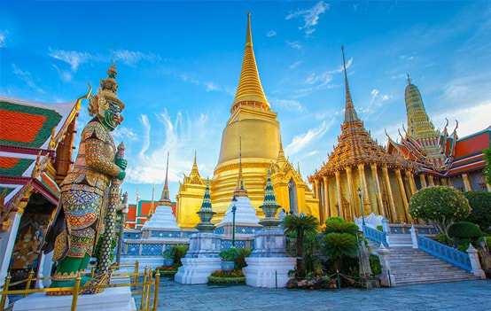 Du lịch Thái Lan 5N4Đ – Bangkok – Pattaya – Siracha Tiger Zoo – Sông Chao Phraya