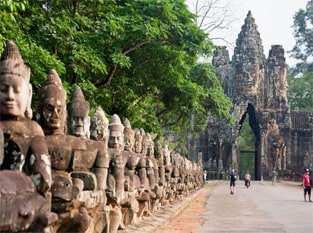 Du lịch Campuchia – Angkor – Phnompenh – 4 Ngày 3 Đêm – 3 Sao