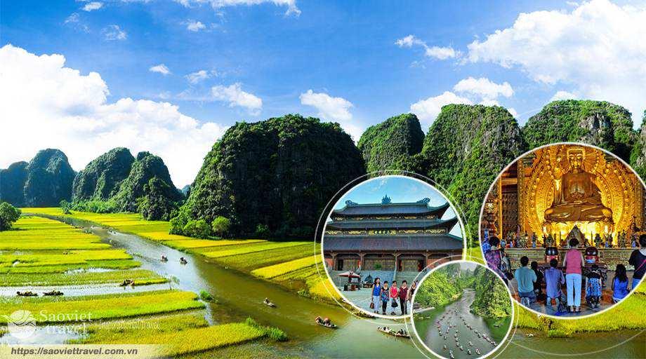 Du Lịch Miền Bắc – Hạ Long – Sapa – Ninh Bình – giá tốt nhất từ Sài Gòn