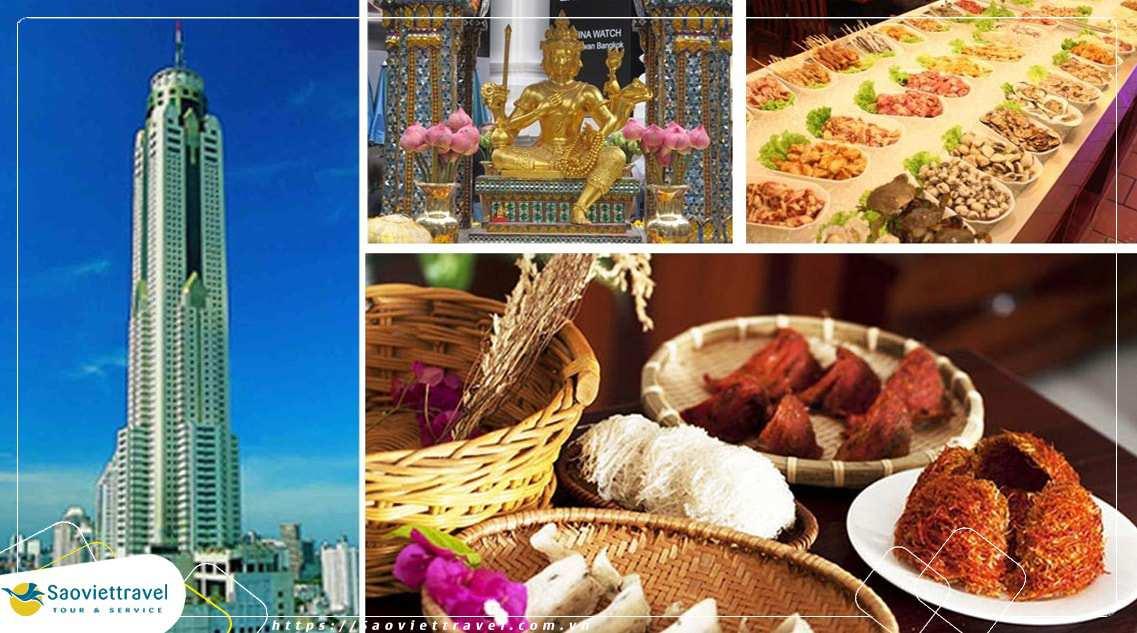 Du Lịch Thái Lan 6 Ngày 5 Đêm – Buffet 86 Tầng – Cưỡi Voi – Thái Lan Thu Nhỏ – Chương Trình Mới
