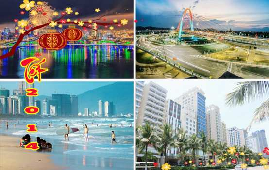Du lịch Đà Nẵng 4 Ngày 3 Đêm tết âm lịch 2014