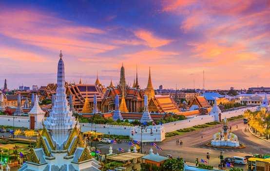 Du lịch Thái Lan 5 ngày 4 đêm – Buffet Inter – Biển SaiKeaw – Bảo Tàng Sáp – Mimosa