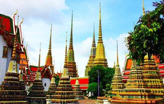 Du lịch Thái Lan 6 ngày 5 đêm – Bangkok – Pattaya – Vườn Thú Khao KHeow