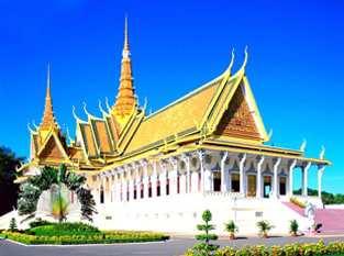 Du lịch TP HCM – Campuchia – Angkor – Phnompenh – 4 Sao