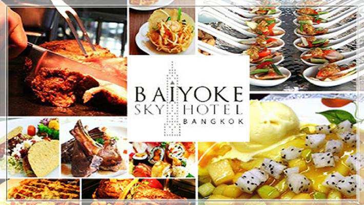 Du lịch thái Lan Tòa Nhà 86 tầng Baiyoke Sky