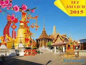 Du Lịch Thái Lan Tết Nguyên Đán Ất Mùi 2015 – Giá Tốt Nhất!