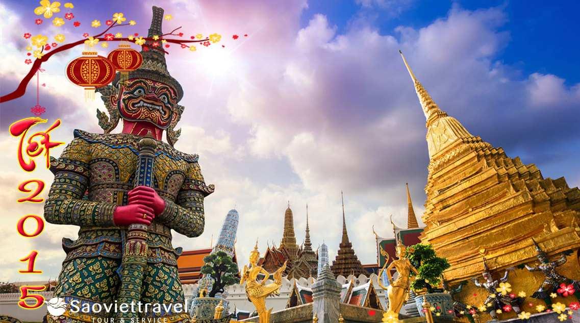 Du Lịch Thái Lan Tết 2015 Giá Tốt Nhất 5 ngày từ Hà Nội