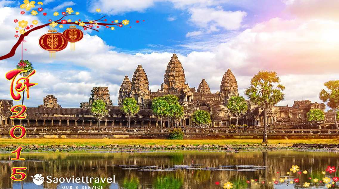 Du lịch Campuchia tết Âm Lịch 2015 giá tốt