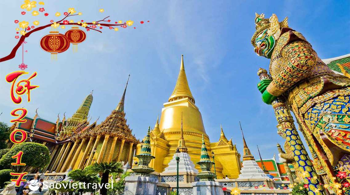 Du Lịch Thái Lan Tết Nguyên Đán Ất Mùi 2015 – Giá Tốt từ Sài Gòn