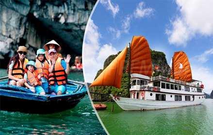 Du Lịch Hạ Long – Đảo Tuần Châu – 3 Ngày 2 Đêm – Giá tốt nhất dịp hè 2018