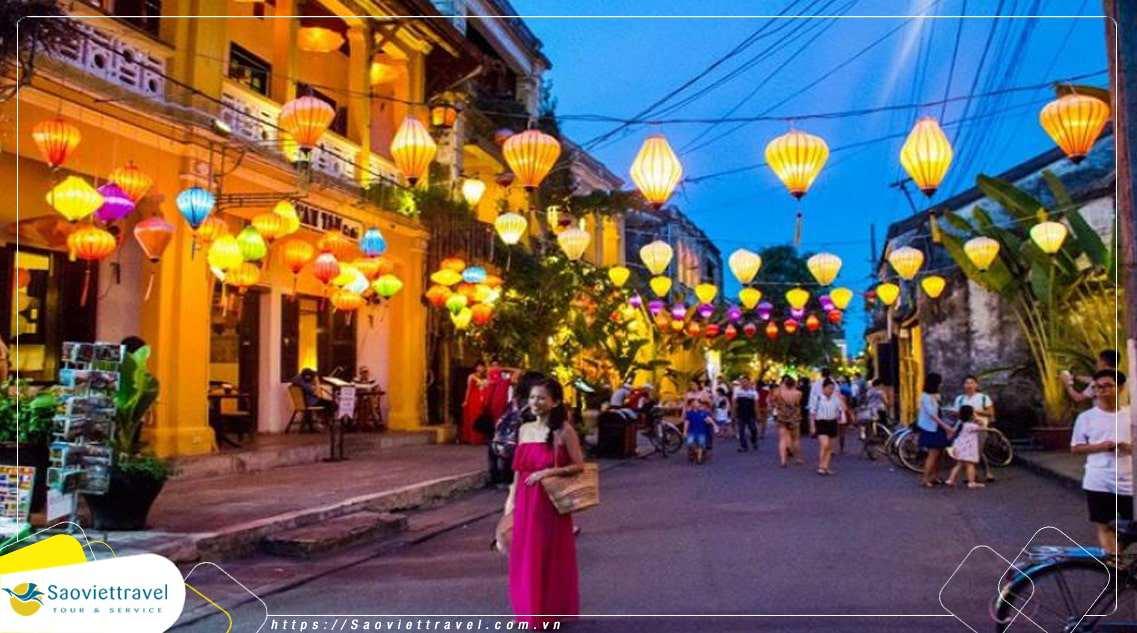 Tour Đà Nẵng – Bà Nà – Cù Lao Chàm – Ngũ Hành Sơn – Hội An