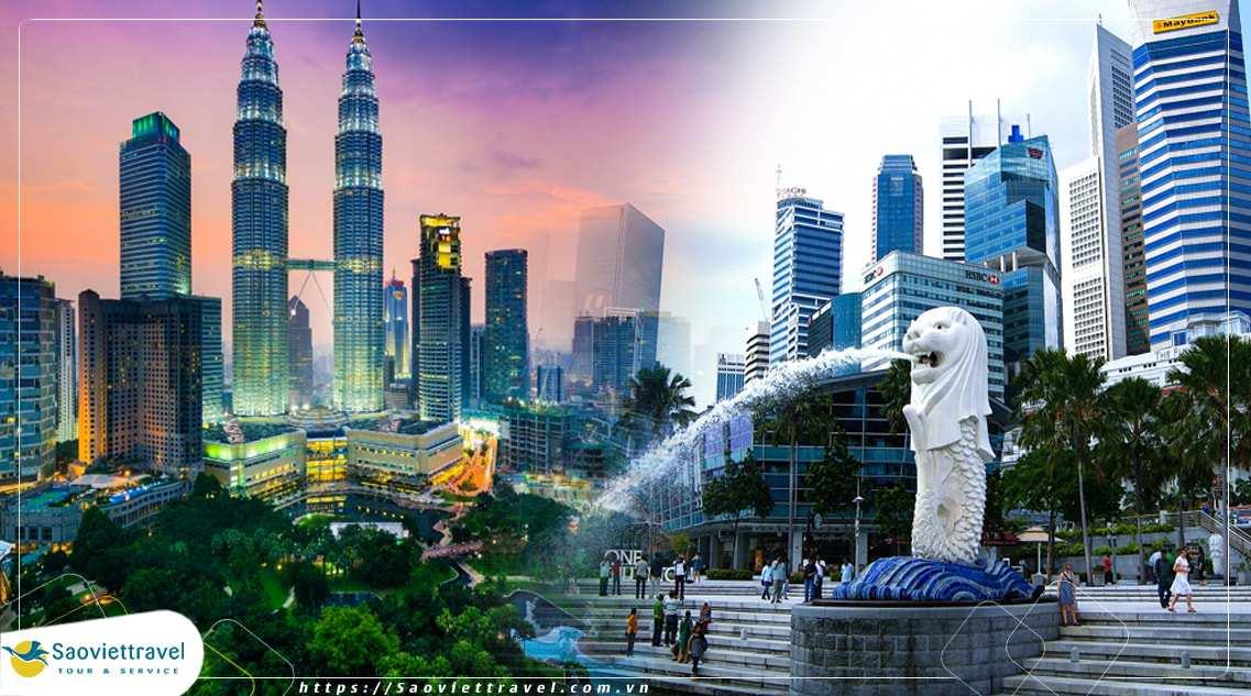 Du lịch Singapore Malaysia 6 ngày 5 đêm – Giá tốt bay Vietnam Airlines