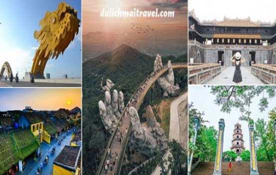 Du lịch hè Hà Nội – Đà Nẵng Giá tốt nhất bao gồm VMB – tặng tour Cù Lao Chàm