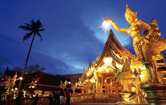 Du lịch Thái Lan Hè 2015 Giá Tốt – Tặng buffet 86 tầng – CT đặc sắc