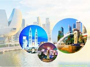 Du lịch Malaysia – Indonesia – Singapore 6 ngày chào hè từ Hà Nội