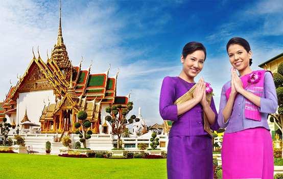 Du lịch Thái Lan: Hà Nội – Bangkok – Pattaya 5 ngày, Giá tốt bay VN