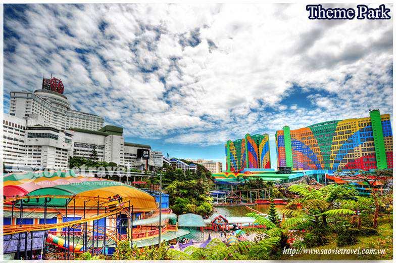 Du lịch Malaysia Cao Nguyên Genting