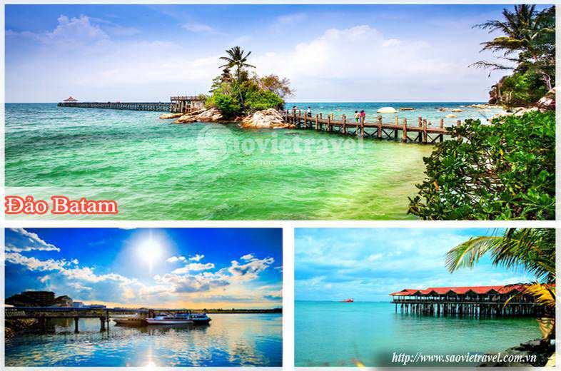 Du lịch Indonesia - Đảo Batam