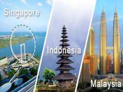 Tour 3 Nước: Singapore – Malaysia – Indonesia 6N5Đ, đặc sắc Nhạc Nước