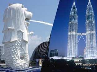 Du lịch chào hè 2015 Singapore – Malaysia – 4 Sao – Siêu Tiết Kiệm