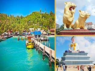 Tour Campuchia Mới – Biển Shihanouk – KohRong – Bokor – Hè Giá Tốt