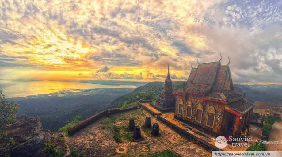 Tour Campuchia Mới – Biển Shihanouk – KohRong – Bokor – Hè 2015 Giá Tốt