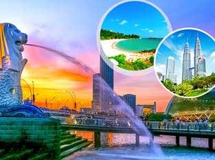 Du Lịch Malaysia – Singapore – 6 Ngày 5 Đêm, từ Sài Gòn bay Vietnam Airline