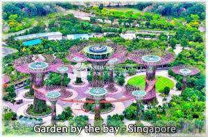 Tour 2 nước Singapore – Malaysia 6N5Đ – Khách sạn 4 sao