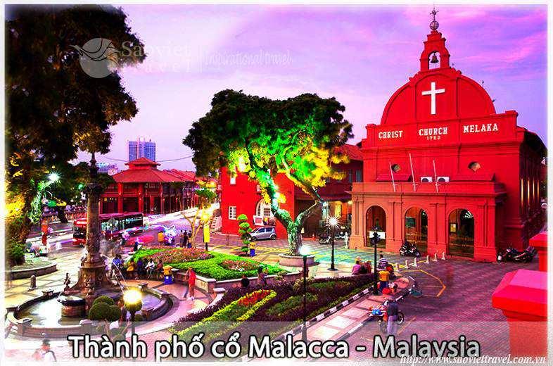 Tour Singapore Malaysia Indonesia Tết 2016