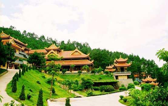Du lịch Tây Thiên – Thiền Viện Trúc Lâm khởi hành từ Hà Nội giá tốt