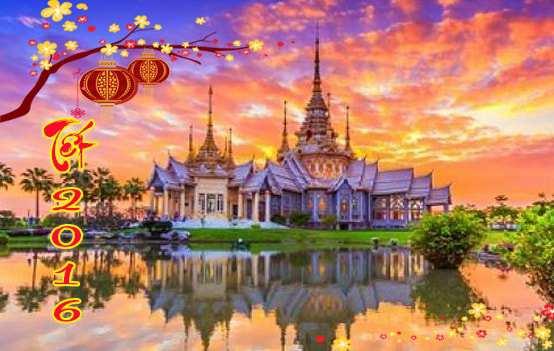 Du lịch Thái Lan 5 ngày 4 đêm dịp tết 2016 giá tốt từ TP.HCM