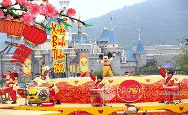 Du lịch Hồng Kông Tết Bính Thân 2016 Giá Tốt