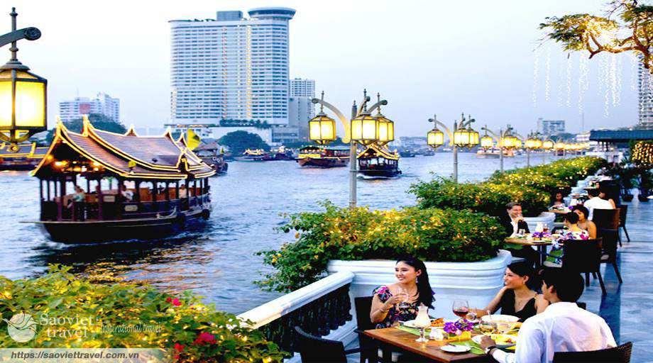 Tour Thái Lan Bangkok – Pattaya 5 ngày 4 đêm khởi hành từ Tp.Hà Nội