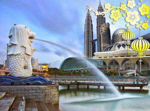 Du lịch Singapore – Malaysia – Indonesia – Giá tốt dịp tết âm lịch 2016