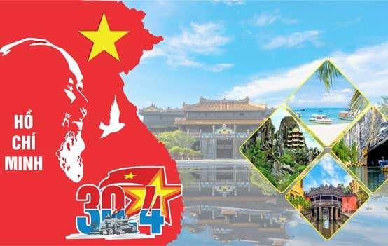 Du lịch Đà Nẵng 4 ngày Lễ 30/4 giá tốt khởi hành đầu Hà Nội