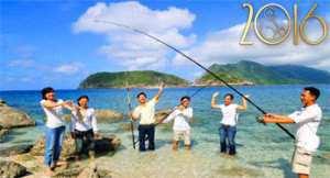 Tour Phú Quốc 3N2Đ – Câu Cá + Ngắm San Hô – Hè 2016 Giá Tốt