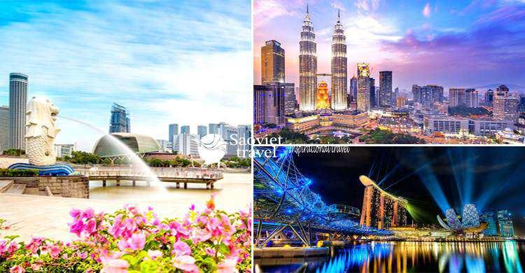 Du lịch Singapore – Indonesia – Malaysia 6 ngày giá tốt 2018 từ Hà Nội