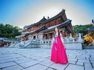 Du lịch Hàn Quốc – Seoul – Jeju – Nami – Everland – Giá tốt từ HN