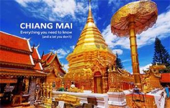 Du lịch Thái Lan – Bangkok – Chiang Mai – Tam Giác Vàng Giá tốt