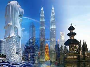 Hà Nội – Singapore – Malaysia – Indonesia – Khách sạn 4 Sao – KHUYẾN MẠI