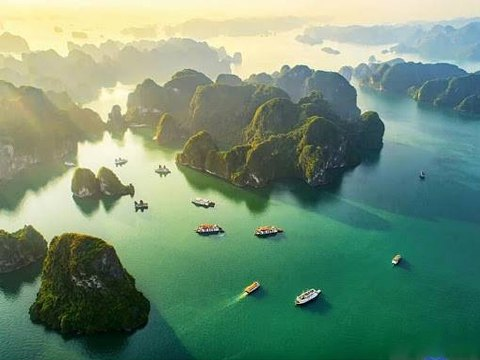 Du Lịch Hạ Long 2 Ngày 1 đêm giá tốt nhất từ Hà Nội