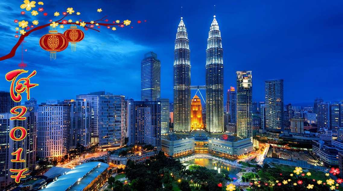 Du lịch Malaysia Tết Âm Lịch 2017 Giá Tốt Nhất